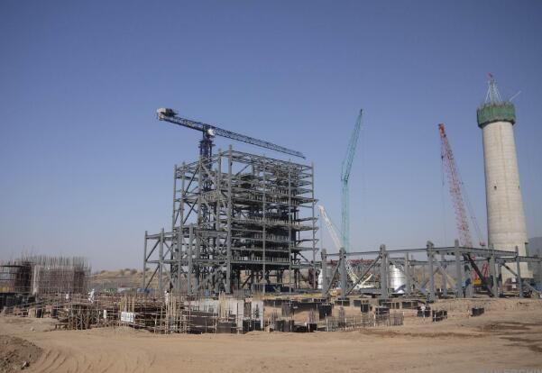 """青海""""百项万亿""""重大工程有序推进 37项已开工"""