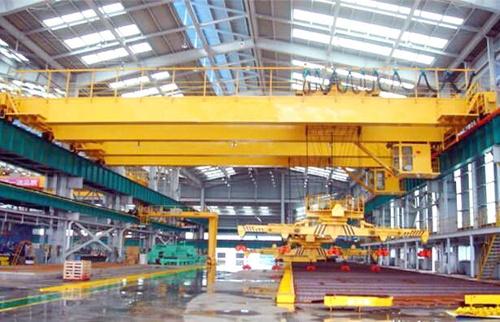 QC型电磁桥式起重机 单双梁起重机  QC型 电磁桥式起重机 第3张