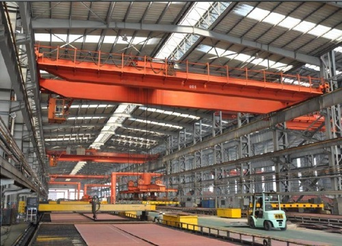 QC型电磁桥式起重机 单双梁起重机  QC型 电磁桥式起重机 第2张