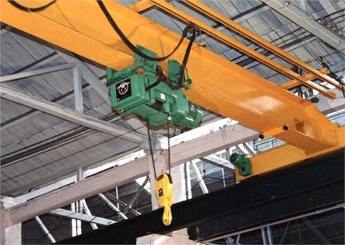 桥式起重机主梁拱度的重要性及影响因素  桥式起重机 主梁拱度 重要性 影响因素 第1张