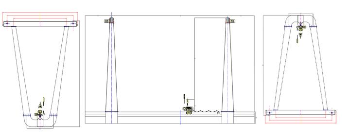 MH型电动葫芦门式起重机  MH型 电动葫芦 门式起重机 第3张