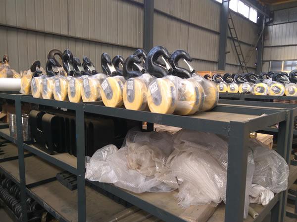 桥式起重机吊钩,3.2T-20T新型欧式吊钩  桥式起重机吊钩 3.2T-20T 新型欧式吊钩 第2张