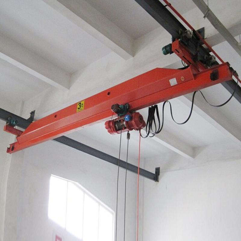电动单梁悬挂起重机LX型