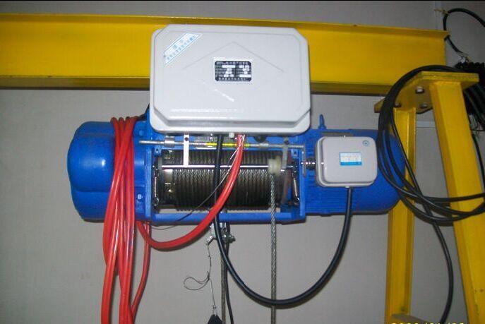 1吨电动葫芦CD1型钢丝绳电动葫芦  1吨电动葫芦 CD1型钢丝绳电动葫芦 第1张