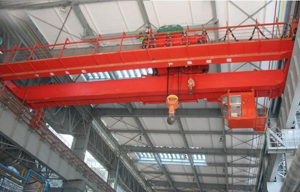 电动双梁桥式起重机QD型吊钩桥式起重机