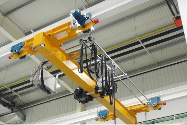 起重机械悬挂起重机欧式  起重机械 悬挂起重机 欧式 第1张