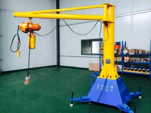 旋臂吊悬臂起重机BZD-KBK  旋臂吊 悬臂起重机 BZD-KBK 第1张