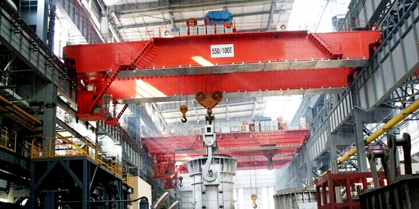 起重机改造QDY型冶金桥式起重机冶金天车冶金行车