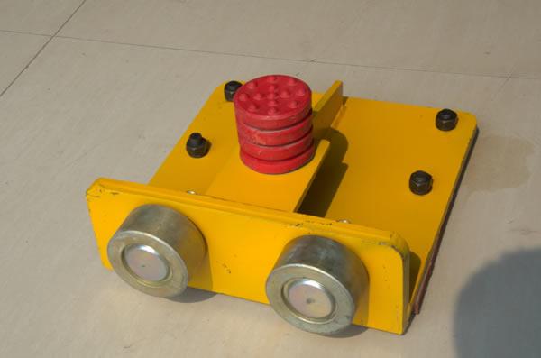 起重机防脱轨装置防啃轨装置厂家