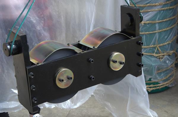 欧式电动葫芦配套跨轮组  欧式电动葫芦 配套跨轮组 第3张