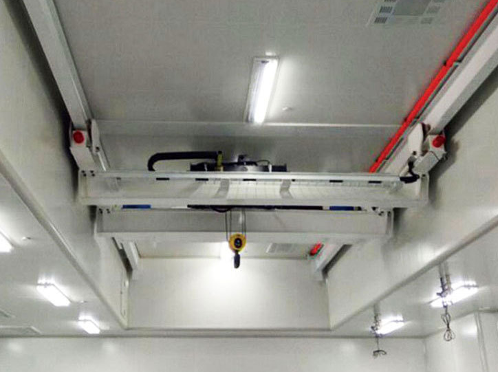 无尘洁净起重机单梁双梁起重机改造  无尘洁净起重机 单梁 双梁 起重机改造 第1张