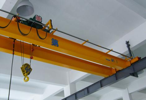 5吨电动葫芦双梁桥式起重机 10吨20吨50吨双梁行车行吊  5吨 电动葫芦 双梁桥式起重机 10吨 20吨 50吨 双梁行车 行吊 第1张