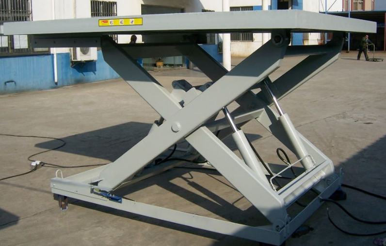 固定卸货升降平台陕西升降机起重机械网  固定卸货升降平台 陕西升降机 起重机械网 第1张