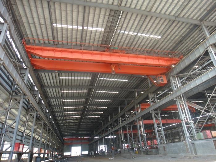 QD型双梁起重机电动双梁桥式起重机中国起重机网