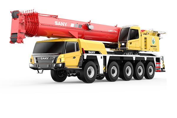 SAC1300T全路面起重机汽车起重机找起重机网  SAC1300T 全路面起重机 汽车起重机 找起重机网 第1张