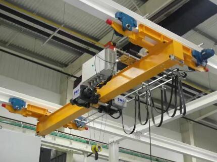 单梁悬挂起重机LX型电动悬挂行车