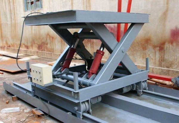 手动升降梯手动液压平台找起重机  手动升降梯 手动液压平台 找起重机 第1张