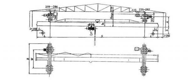 LX型电动单梁悬挂起重机东莞起重机  电动单梁悬挂起重机 LX型 电动单梁悬挂 起重机 东莞起重机 第2张