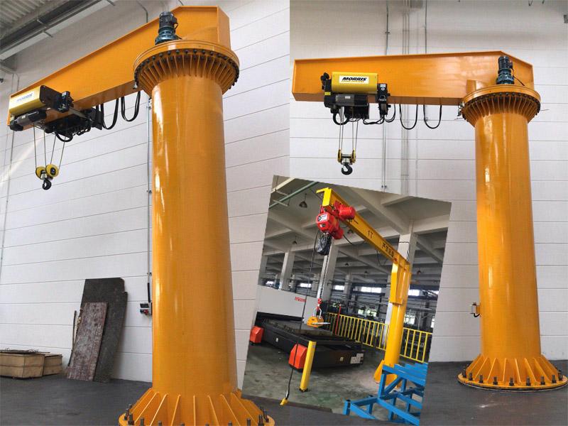 BZZ重型旋臂起重机中国起重机网  重型旋臂起重机 中国起重机网 旋臂起重机 BZZ 第1张