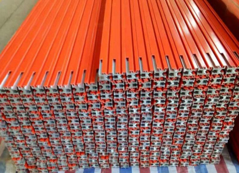 HXPnR型单极组合式滑触线800A单极滑触线加厚壳H型滑触线铝单极组合型安全滑触线