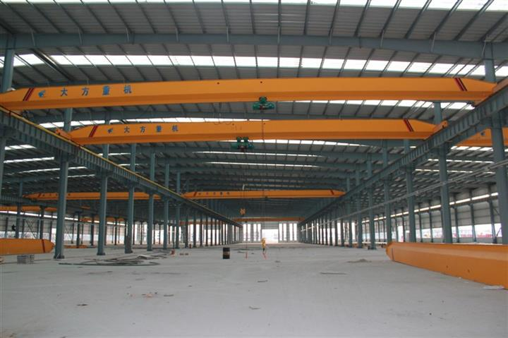 生产LD型行车行吊天车Single-beam Crane单梁桥式起重机图片  生产LD型行车 行吊 天车 Single-beam Crane 单梁桥式起重机 起重机图片 第1张