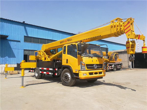 16吨吊车价格16吨汽车吊多少钱