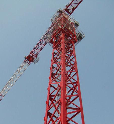 章丘塔机塔吊机械制造有限公司