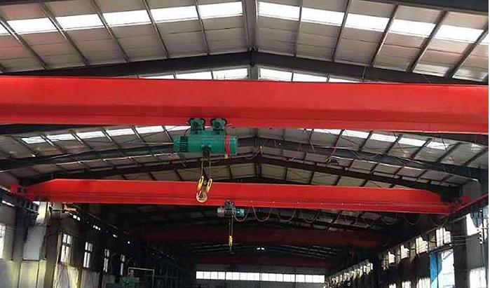 电动单梁桥式起重机/单梁天车/车间行吊订做10T5吨单梁桥式起重机单梁行车