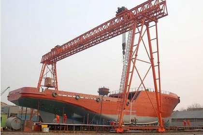 5吨MHMG通用门式起重机价格吊钩式龙门吊 龙门式起重机厂家