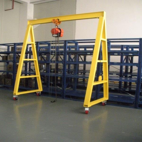 广州小型龙门吊架起重机定制佛山门式起重机行车小榄行吊龙门架厂家批发佛山起重机厂家