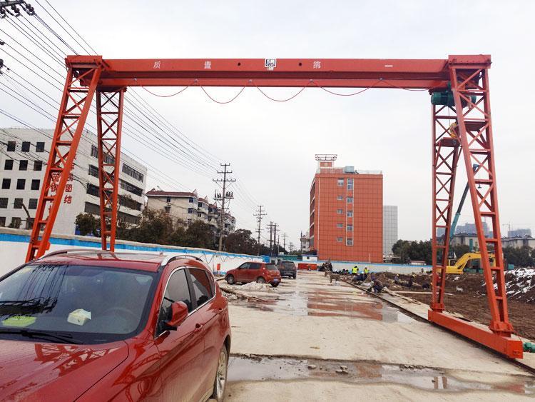 二手龙门吊 5吨单梁龙门吊10t/16吨龙门吊20吨龙门吊32吨龙门吊