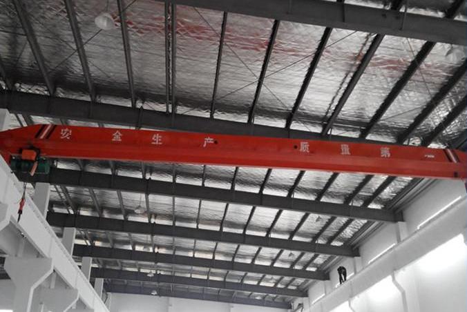 2吨电动单梁桥式起重机电动单梁行车 手动单梁起重机3吨单梁起重机5吨天车10吨天吊
