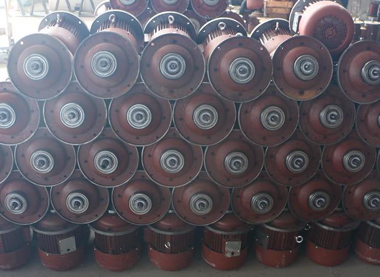 ZD 0.8KW电机起重电机锥形电机南京原厂葫芦运行电机起重机配件锥形转子制动电机