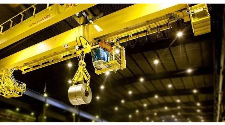 科尼悬挂起重机LX2吨悬挂起重机kbk起重机欧式行车单轨吊科尼起重机