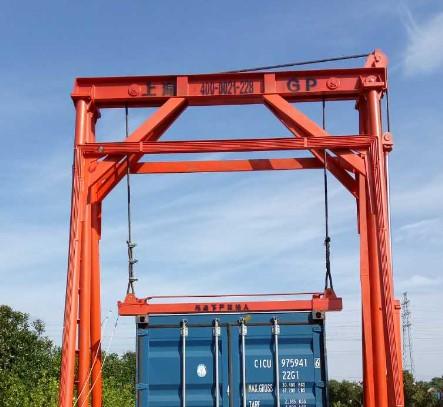 特种设备起重机械吊钩桥式集装箱起重机双梁门式集装箱起重机绝缘吊钩集装箱起重机