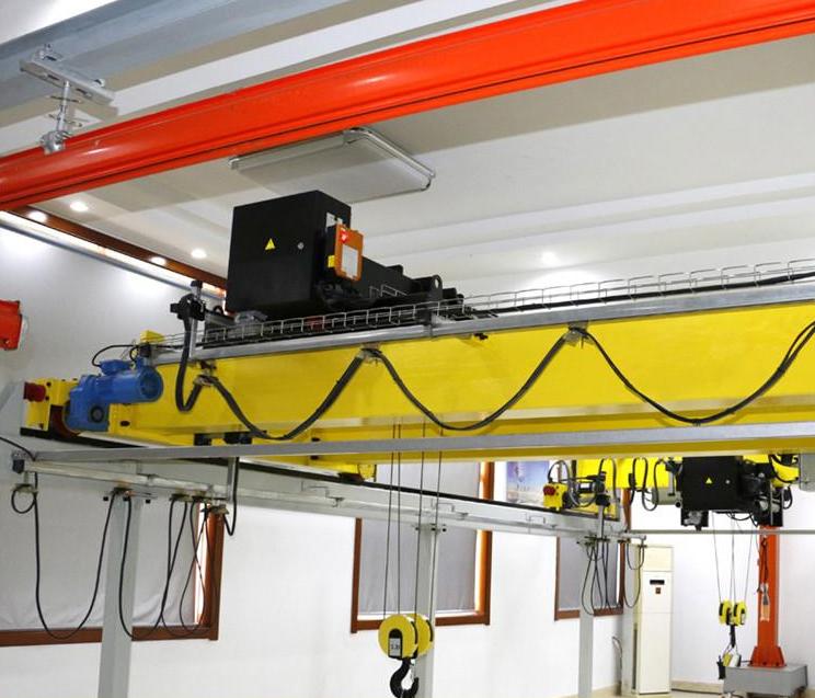 新型欧式双梁起重机吸盘行车10t桥式起重机仓库起重机 / 工矿起重机 / 成都起重机厂家
