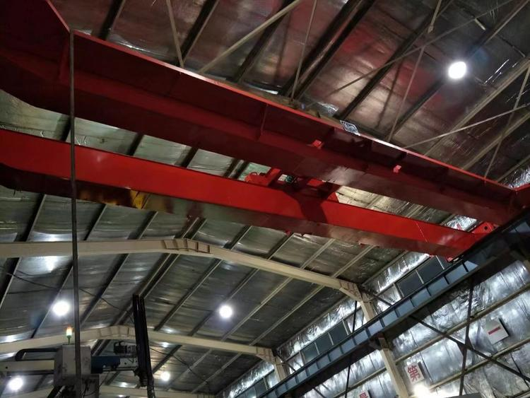 5吨10吨16吨双梁桥式起重机双梁桥式行吊电动双梁桥式起重机QD5t10吨大吨位双梁行车