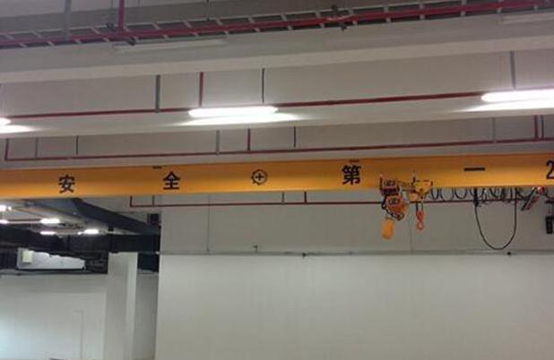 深圳东莞广州肇庆中山珠海江门新型欧式起重机电动单梁桥式起重机佛山起重机厂家