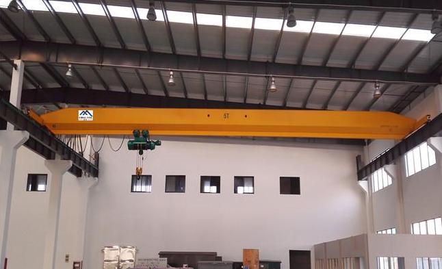 2.8T桥式单梁起重机LD/LDA型电动单梁3吨行吊行车桥式起重机2t5t10t16t20t找起重机网
