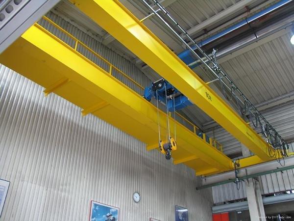 欧标桥式起重机_LDB欧式单梁桥式起重机电动葫芦双梁起重机 欧式冶金桥式起重机
