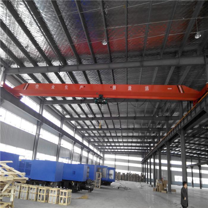 2.8吨电动单梁桥式起重机电动单梁行车手动单梁起重机3吨单梁四川起重机
