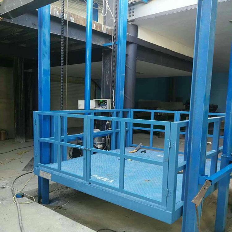 移动剪叉升降机厂家载重2吨10米升降平台三层液压升降机无锡升降货梯无锡升降平台