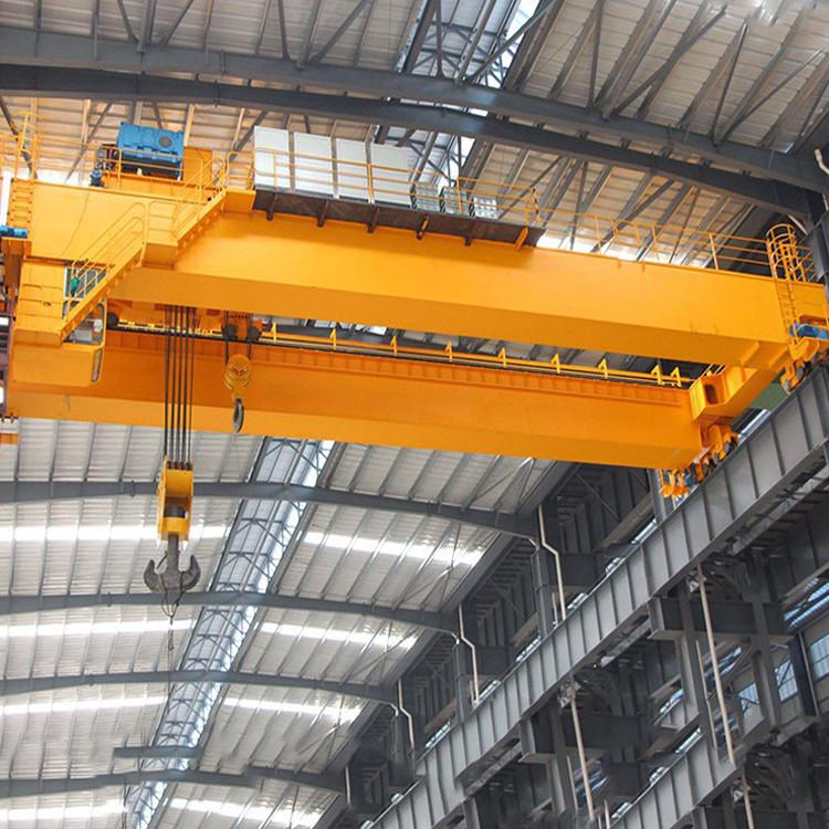 QD200T双梁起重机矿山双梁桥式起重机型号20/5吨电动葫芦双梁桥式行车双梁桥式起重机