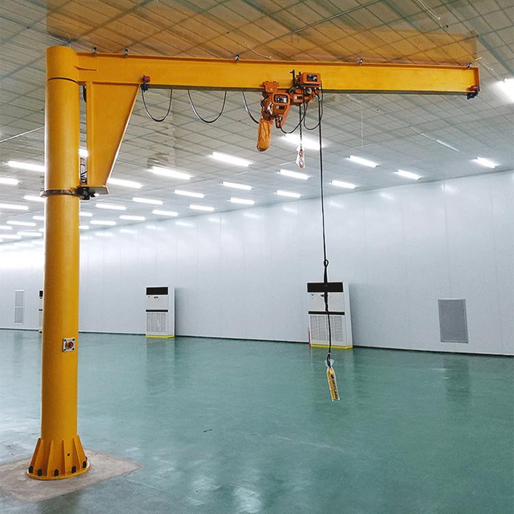 BZZ重型旋臂起重机平衡吊悬臂吊价格BZD5电动单臂旋臂吊起重机