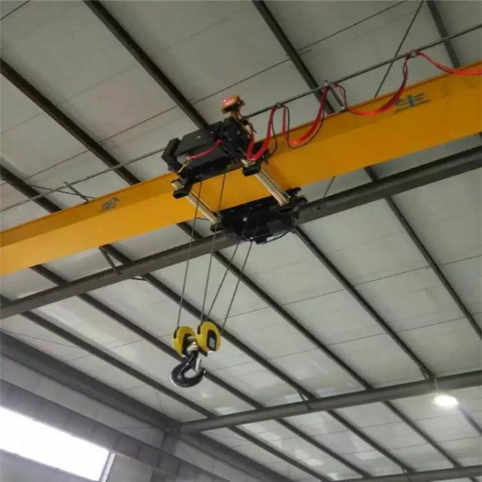 LDChd型欧式电动单梁起重机CMhd型低净空电动葫芦HDHa型欧式电动葫芦