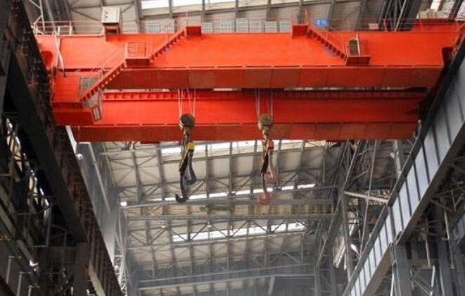QC电磁桥式起重机QDY吊钩桥式铸造起重机QDY冶金起重机LH型电动葫芦桥式起重机械厂