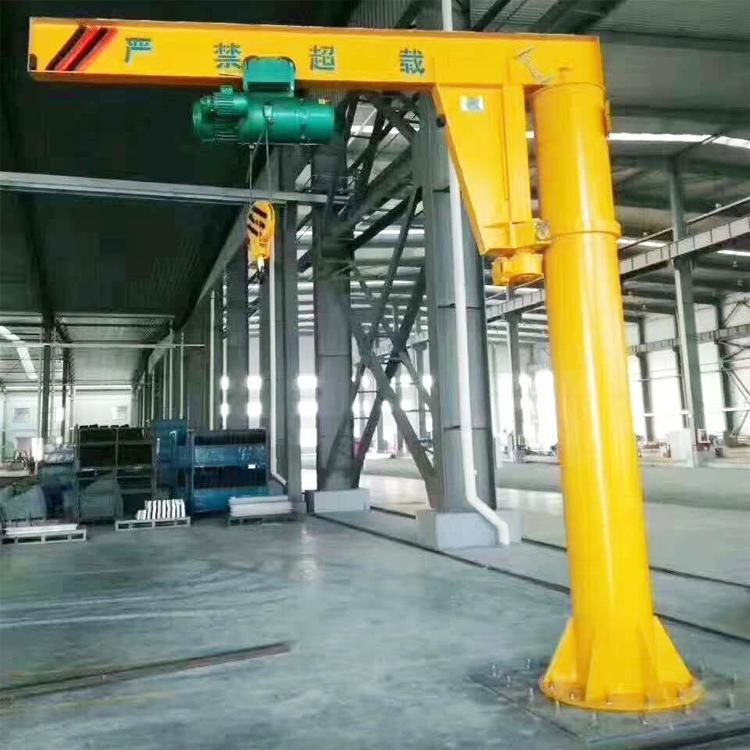 立柱式悬臂吊/简易悬臂起重机悬臂吊起重机厂家 柱式悬臂吊起重机厂家悬臂吊起重机维护