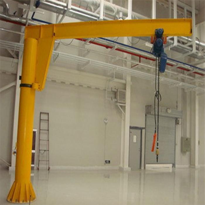 厂家直销悬臂吊固定式悬臂吊270°手动旋转移动式旋臂吊壁柱式旋臂吊旋臂起重机