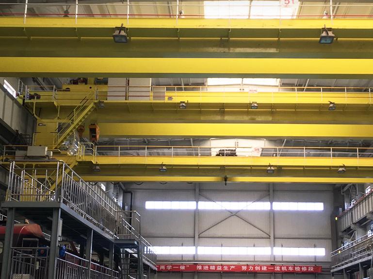 新型电动吊钩桥式起重机新型电动葫芦桥式起重机定柱式悬臂起重机成都起重机