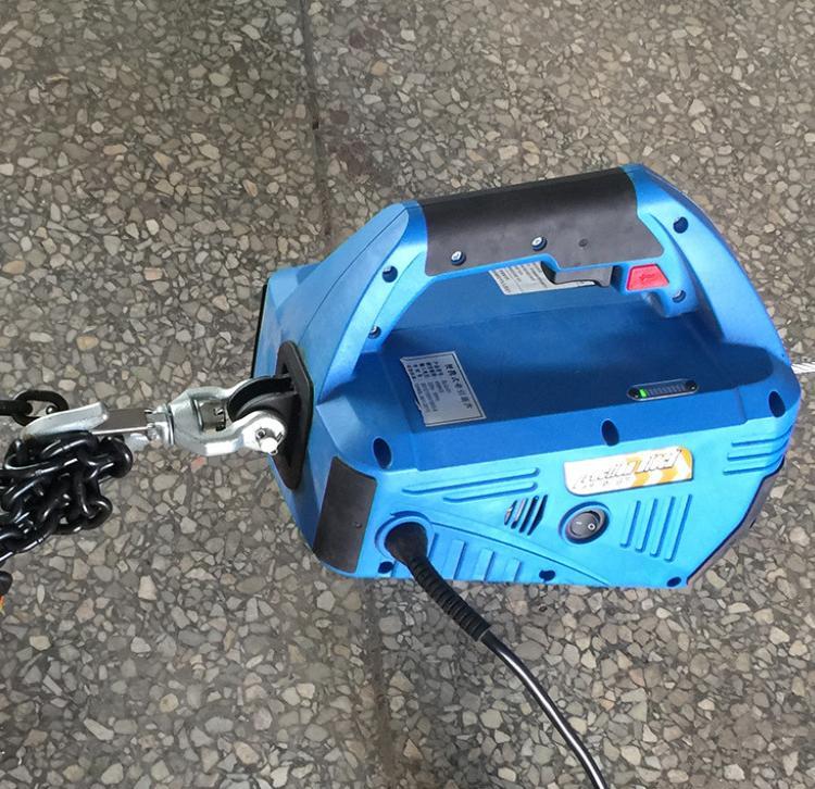 商场专用遥控电动葫芦便携式牵引电动葫芦悬挂式电动葫芦象印电动葫芦起重机械网